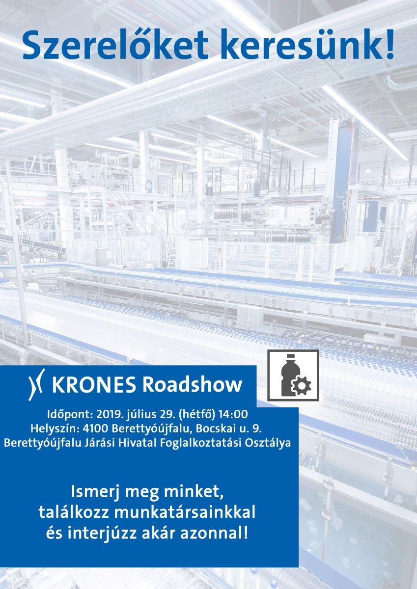 KRONES Roadshow